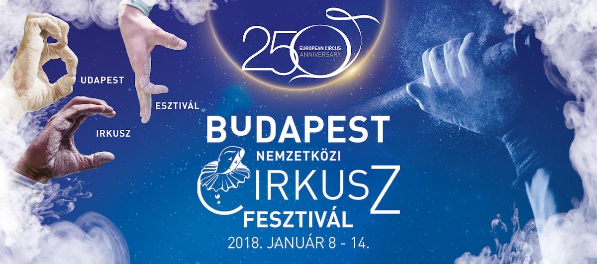Cirkuszfesztivál 2018