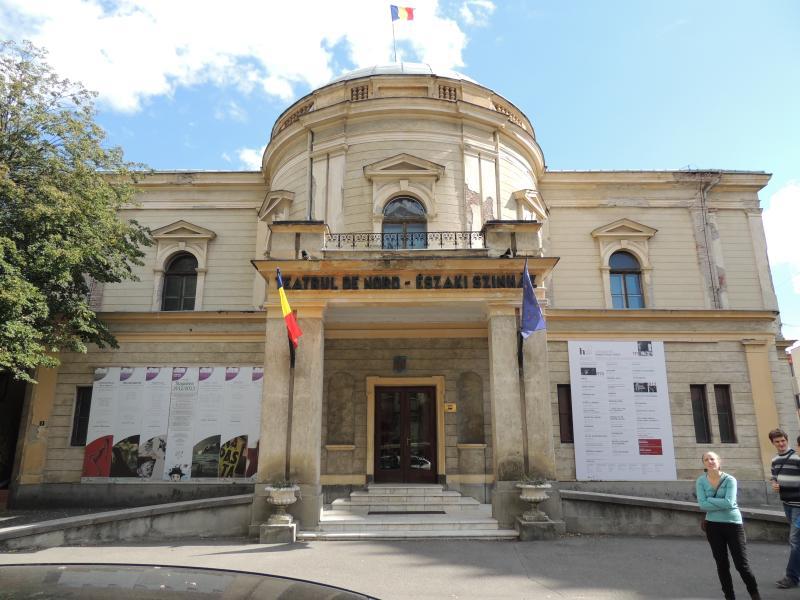Nagy Orbán a szatmárnémeti Északi Színház új főigazgatója