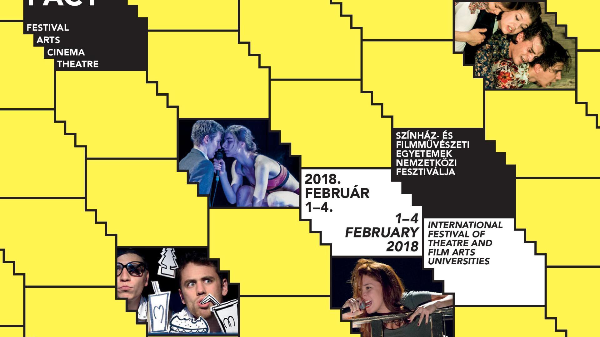 FACT - Csütörtökön kezdődik az SZFE nemzetközi egyetemi művészeti fesztiválja