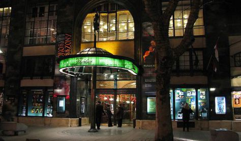 Jóváhagyták a Thália Színház tervezett beruházását