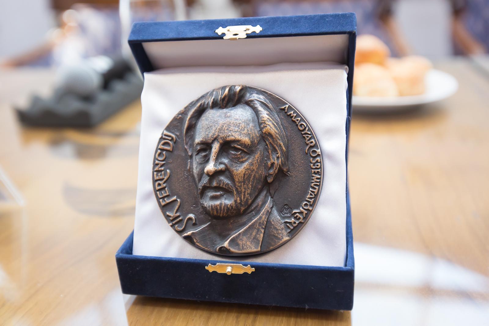 Sík Ferenc-díjat alapított a Békés Megyei Önkormányzat