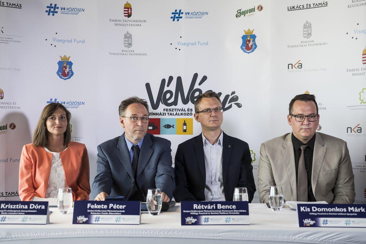 A magyar V4-elnökség lezárásaként rendezik meg a váci VéNégy fesztivált