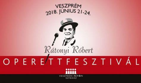 Megkezdődött az első Rátonyi Róbert Operettfesztivál Veszprémben