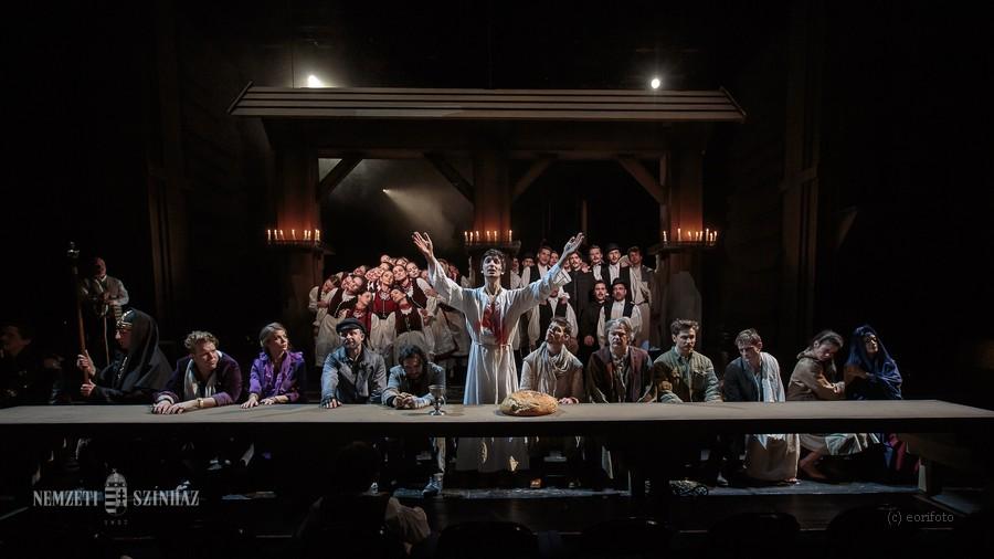 Csíksomlyói passió - Tízállomásos turnét tervez a Nemzeti Színház