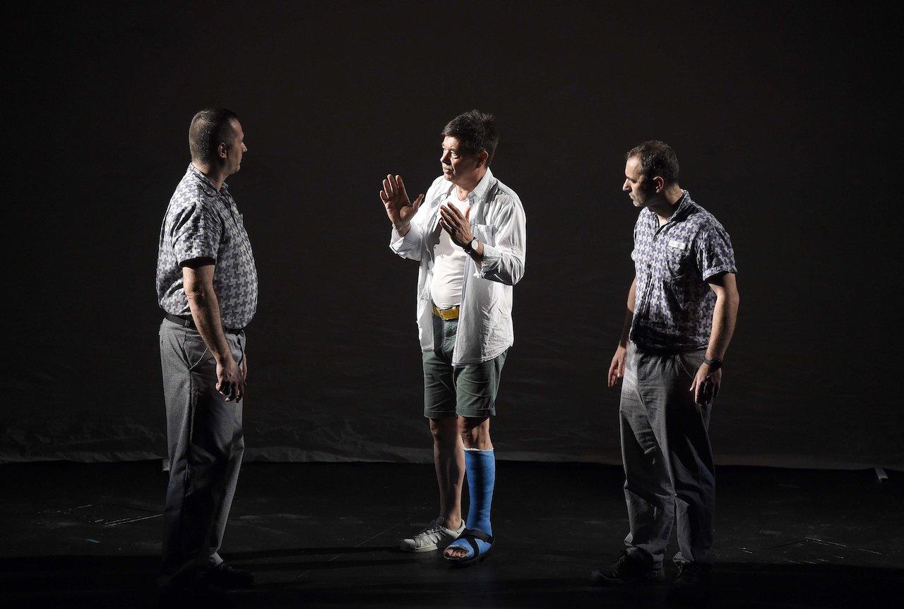 Harmadik alkalommal mutatkoznak be az ország legjobb börtönszínházi társulatai