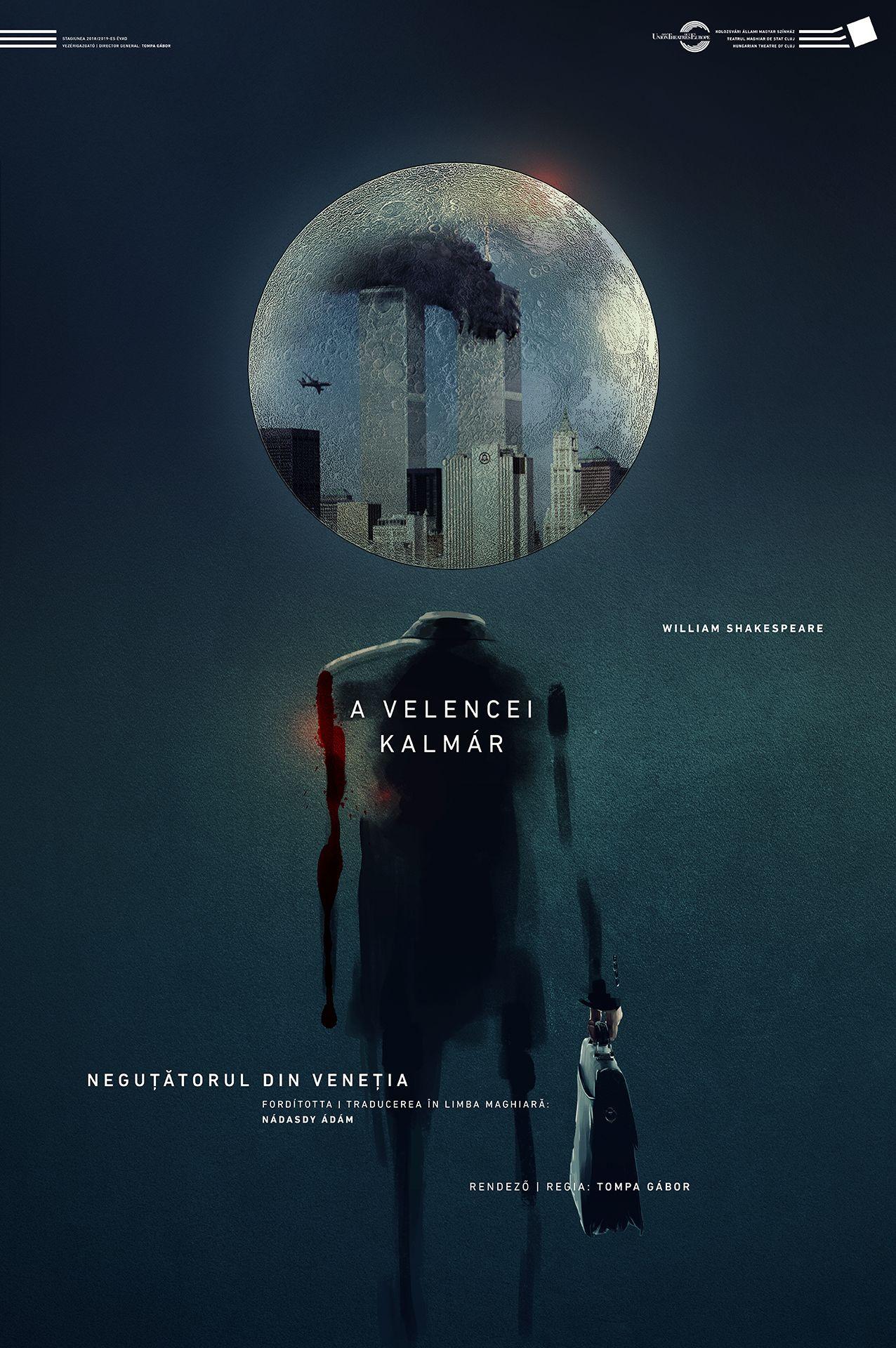 A Velencei kalmár politikai korrektségtől mentes bemutatójára készül a kolozsvári magyar színház