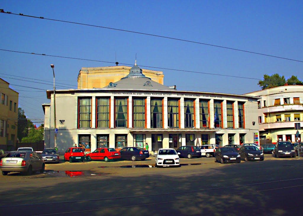 A múlt évad elmaradt terveinek pótlására törekszik a kolozsvári magyar színház