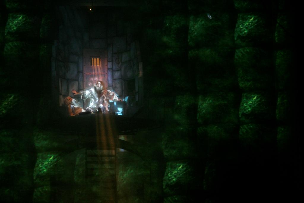 A Monte Cristo grófja című musical látható novemberben a BOK Csarnokban