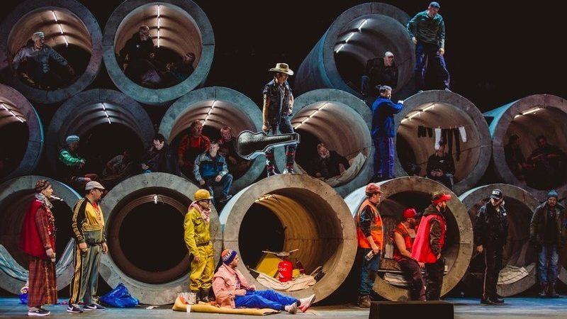 A Nyugat lánya premierje nyitja az Opera Puccini-előadásait