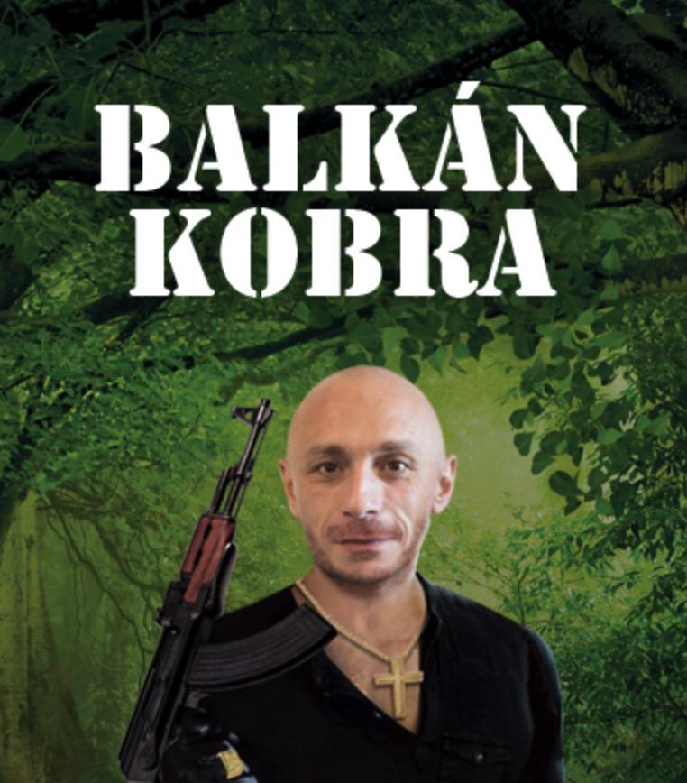 Balkán Kobra: krimivígjáték a Turay Ida Színházban