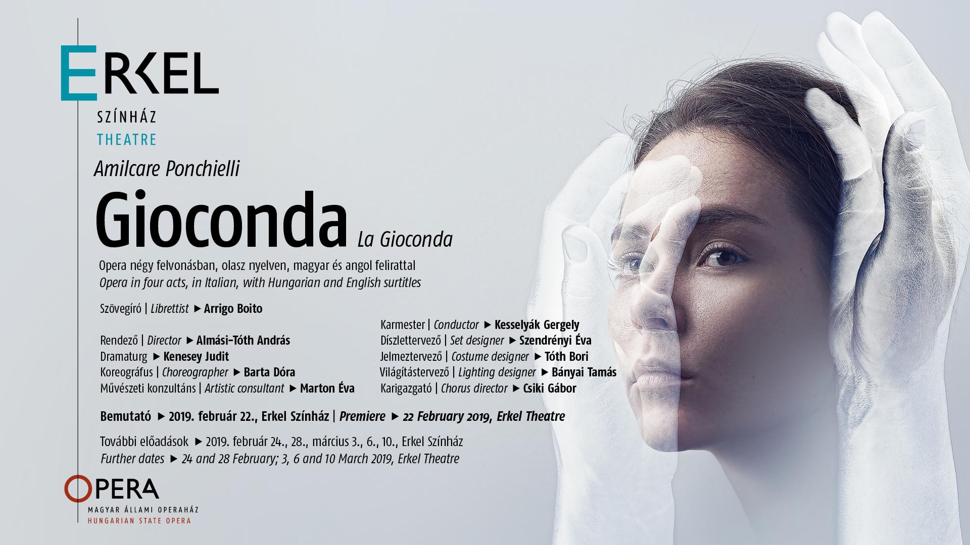 Vízzel elárasztott színpadon tér vissza a Gioconda az Opera műsorára