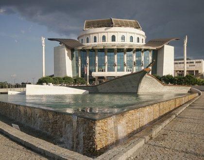 Évadnyitó társulati ülést tartott a Nemzeti Színház