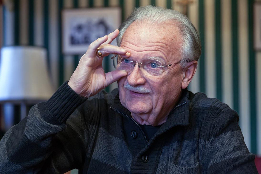 Balázs Péter marad a Szolnoki Szigligeti Színház igazgatója