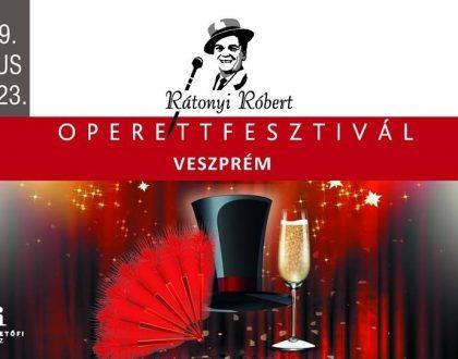 Operettfesztivált rendeznek Veszprémben
