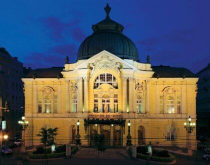 Szerelmek városa címmel tartanak bemutatót a Vígszínházban