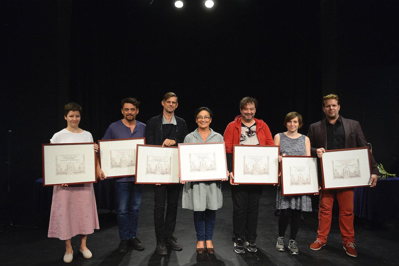 Átadták a Vidéki Színházak Fesztiváljának díjait
