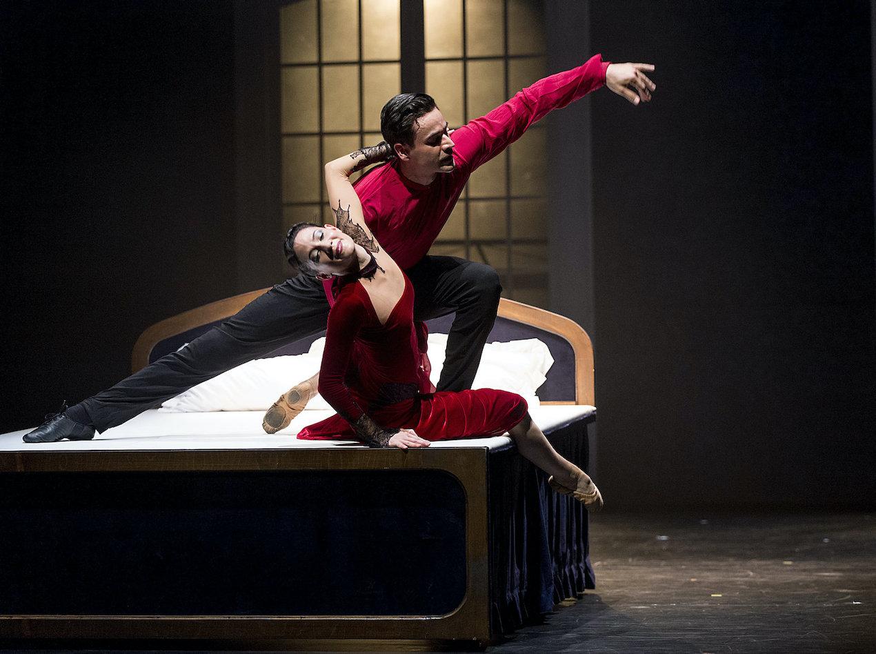 Az Anna Kareninát mutatja be a Győri Balett