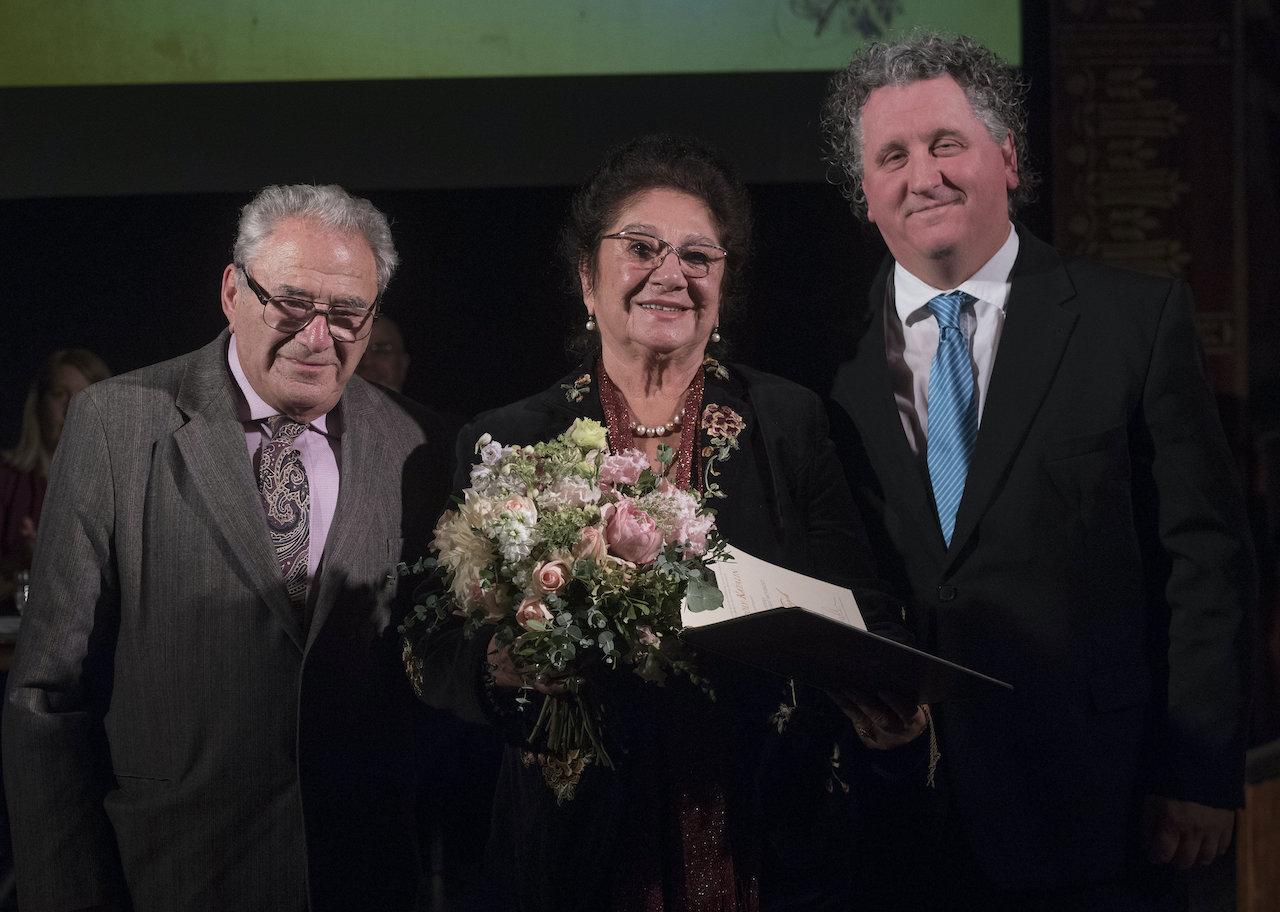 Magyar opera napja - Együttműködési megállapodást kötöttek és díjakat adtak át az Erkel Színházban