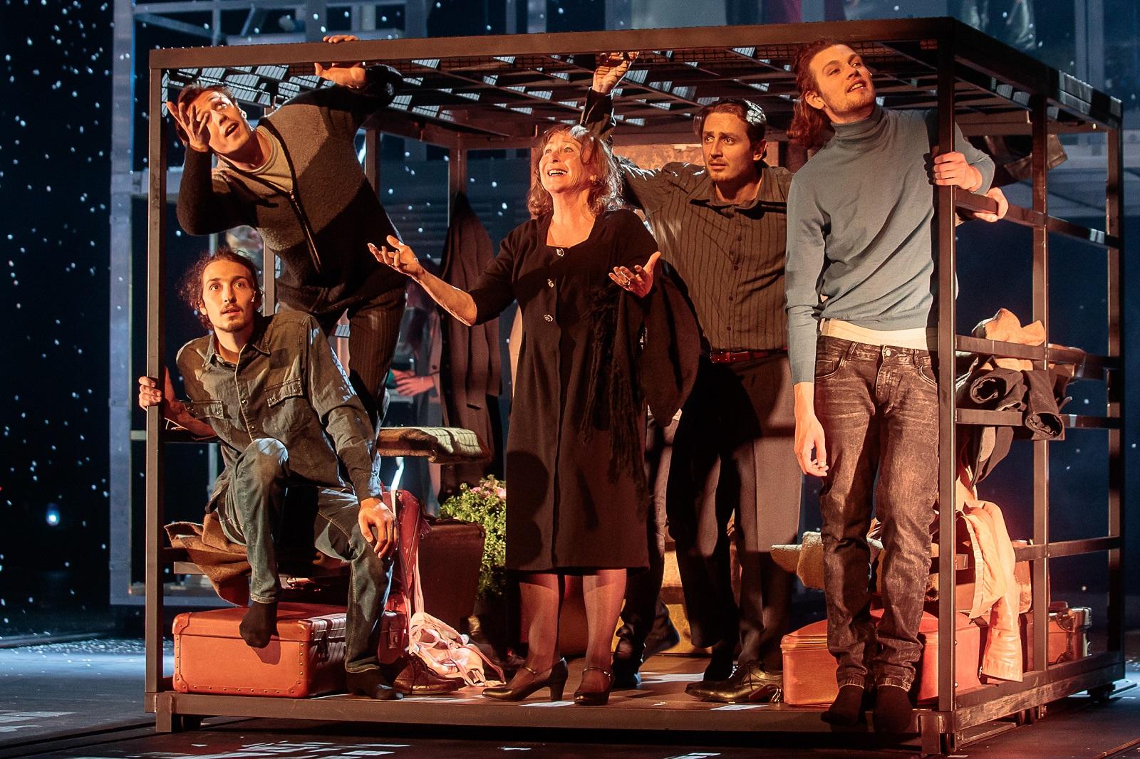 Rocco és fivérei - Nemzeti Színház