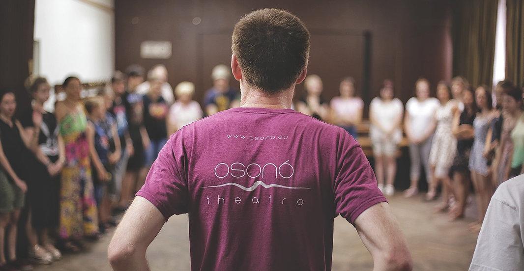 Felnőttek számára indít színházi nevelés képzést az Osonó a Művészeti és Népiskolával közösen