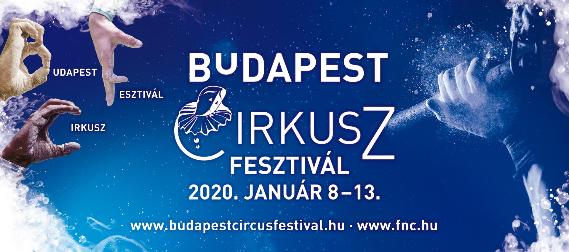 Szerdán kezdődik a XIII. Budapest Nemzetközi Cirkuszfesztivál