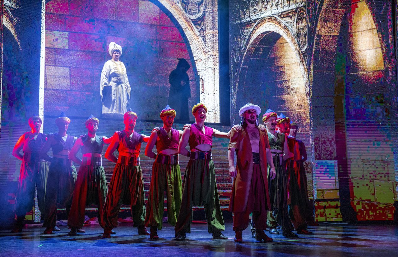 Az egri csillagok musical változatát mutatja be a békéscsabai Jókai Színház