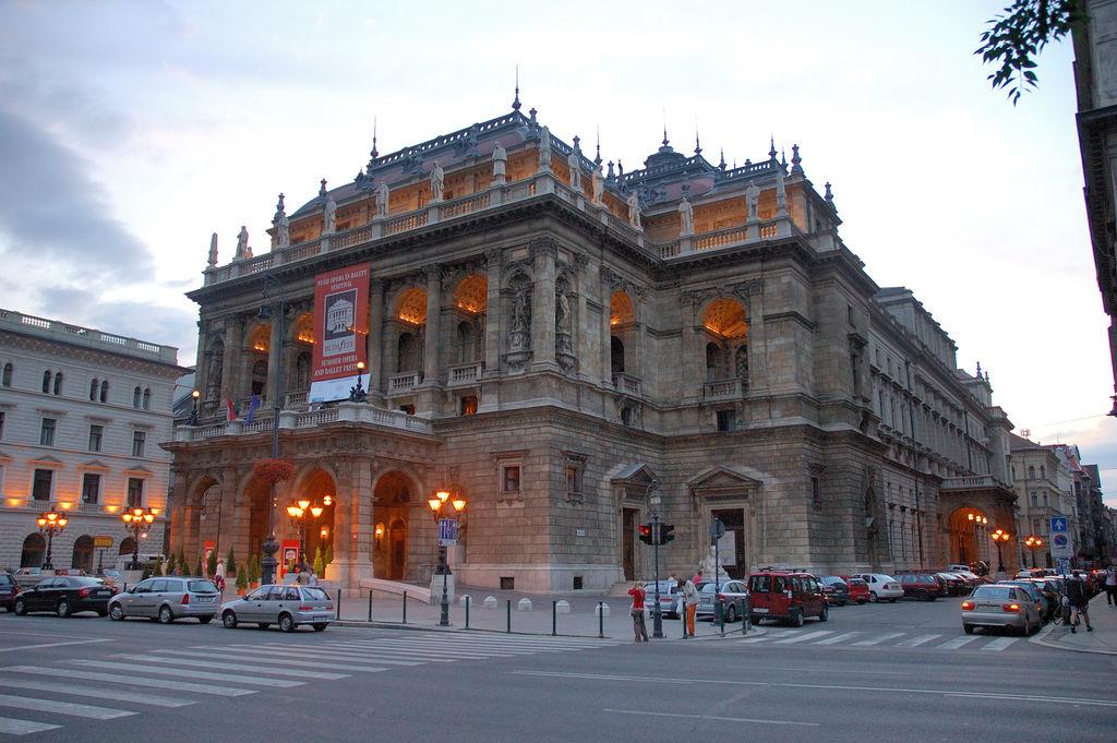 A 2021/22-es évadot már az Andrássy úti épületbe tervezi a Magyar Állami Operaház