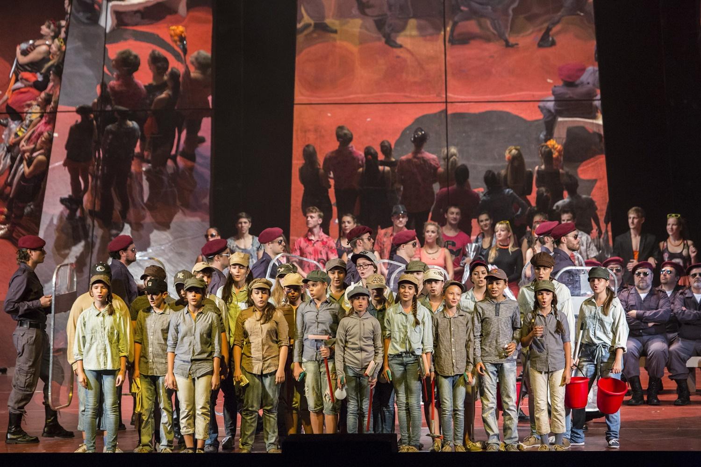 Online felvételit hirdet az Opera Gyermekkara
