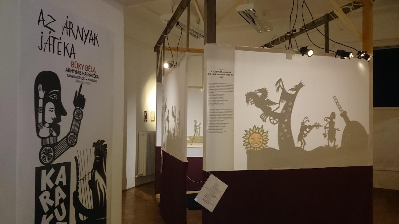 Büky Béla az OSZMI új kiállításán