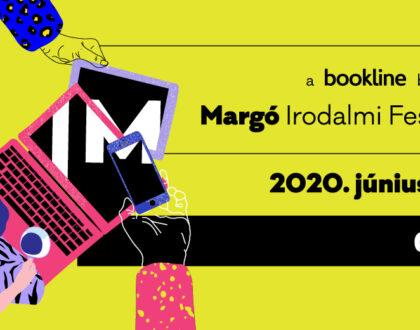 Idén online formában rendezik meg a Margó Irodalmi Fesztivált
