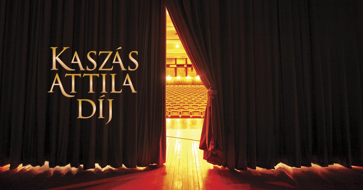 Augusztus 23-ig lehet szavazni a Kaszás Attila-díj idei jelöltjeire