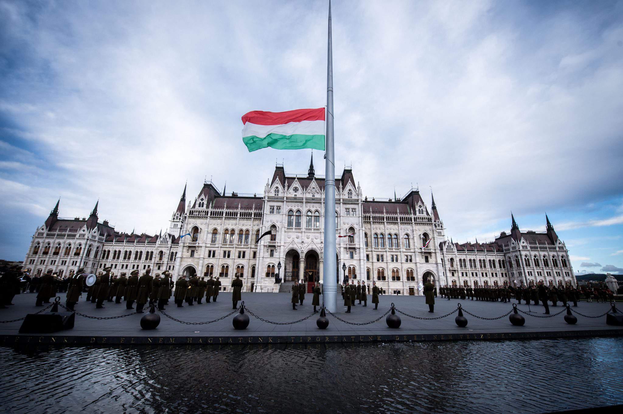 Augusztus 20. - Kásler Miklós és Fekete Péter állami díjakat adott át