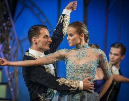 A Hamupipőke című balett bemutatója Kecskeméten