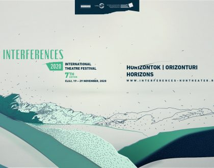 Az interneten lesznek megnézhetők az Interferenciák nemzetközi színházi fesztivál előadásai