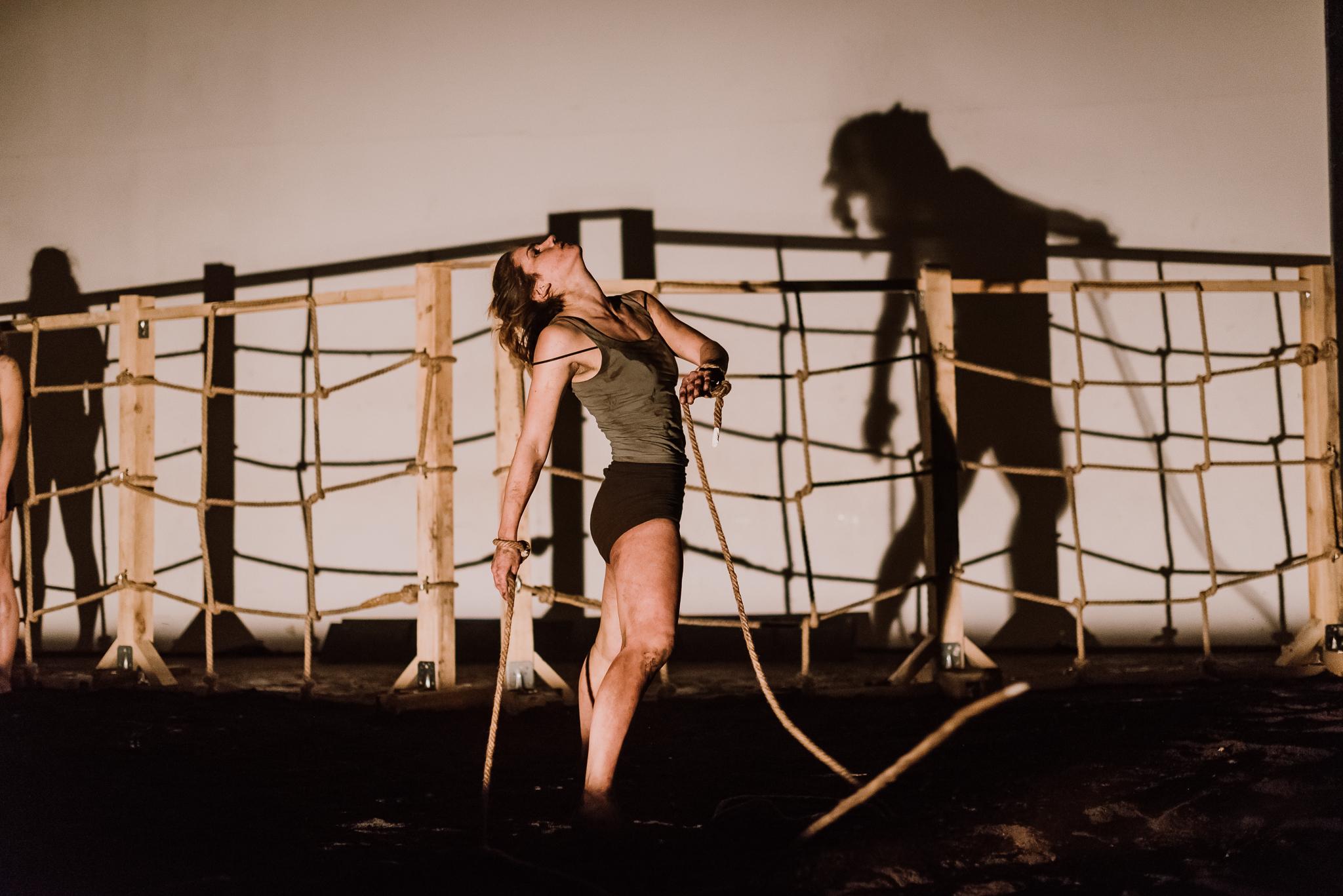 Keresztes Ágnes: Interjú Szabó Franciska táncos - koreográfussal