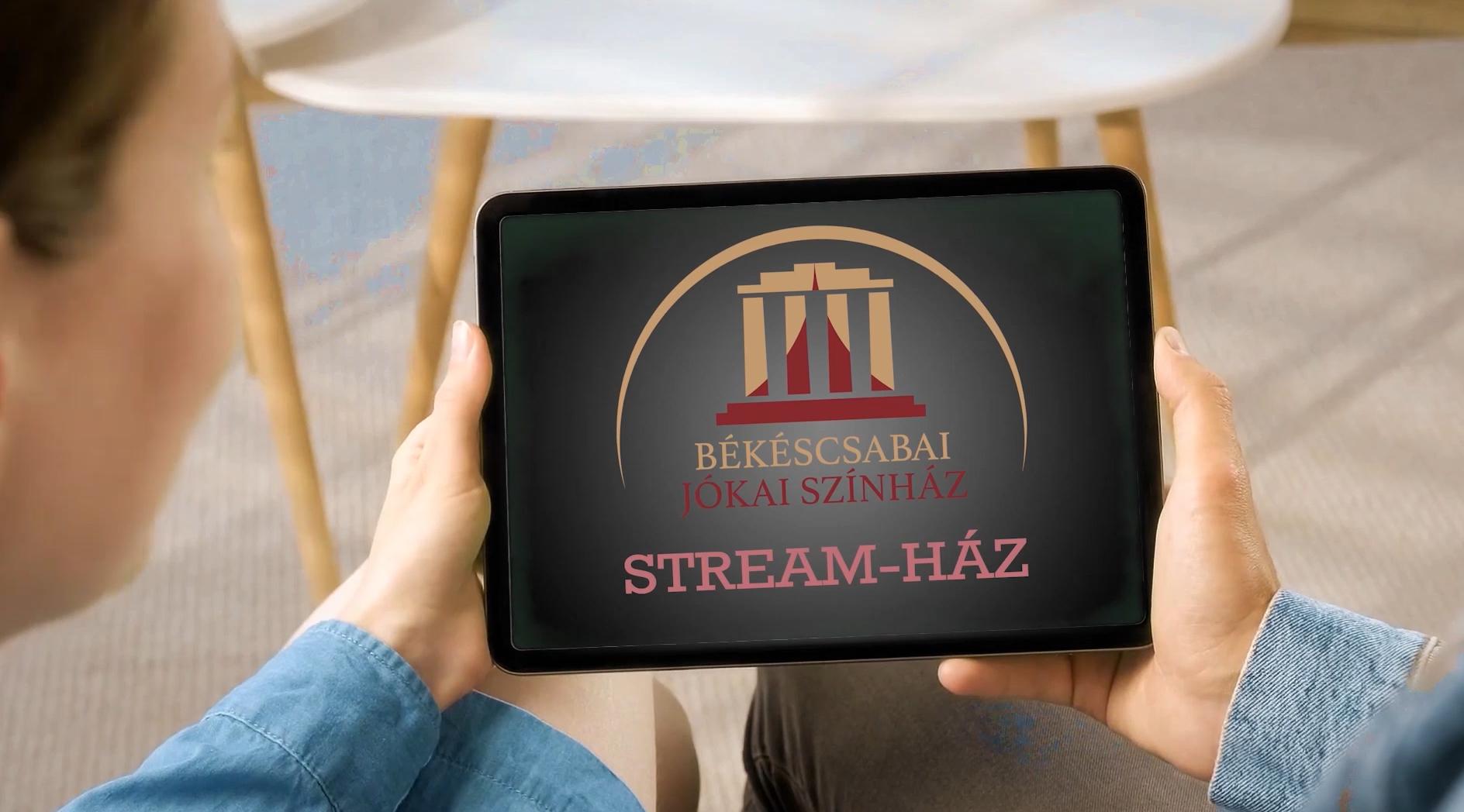 Stream előadások és új darabok próbái is zajlanak a Békéscsabai Jókai Színházban