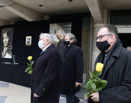 Törőcsik Mari halála – A Nemzeti Színházban róhatják le kegyeletüket a tisztelők