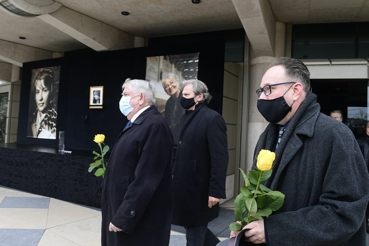Törőcsik Mari halála - A Nemzeti Színházban róhatják le kegyeletüket a tisztelők