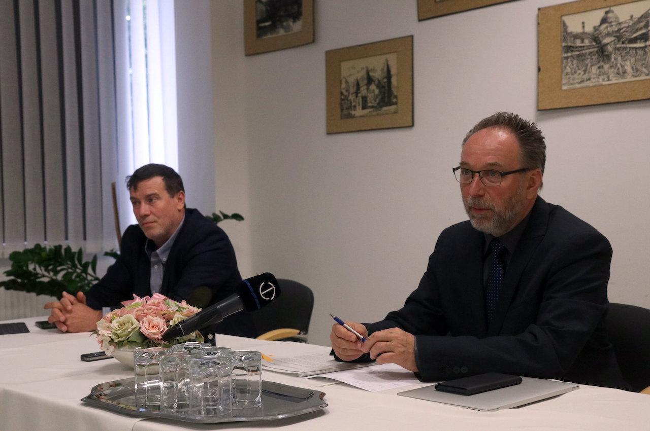Kisvárdán egyeztetett a magyar és a román kormány kulturális államtitkára