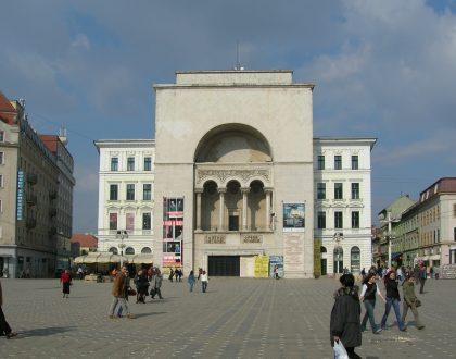 Az évad utolsó bemutatójára készül a temesvári magyar színház
