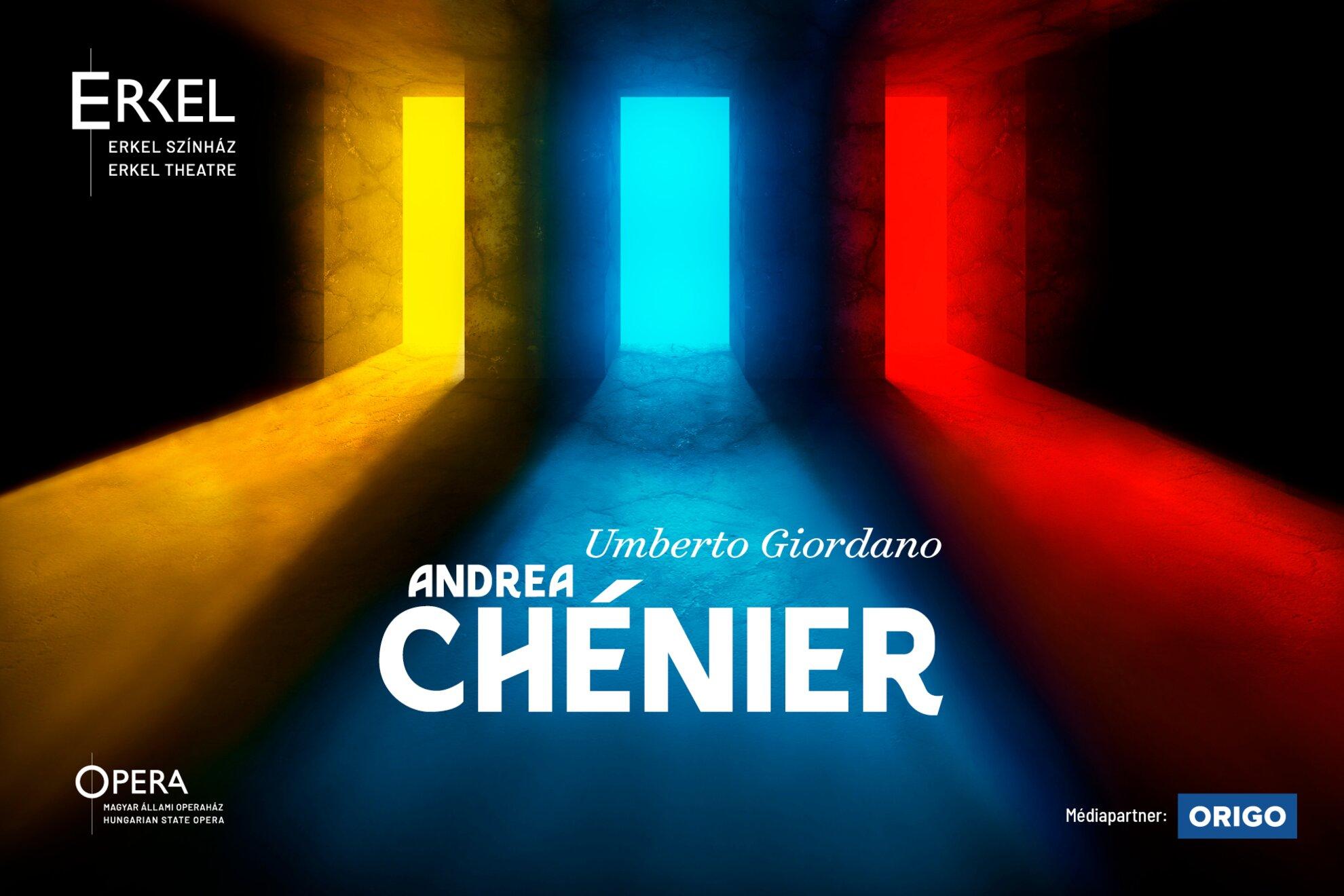 Ingyenesen elérhető lesz a Magyar Állami Operaház Andrea Chénier-előadása