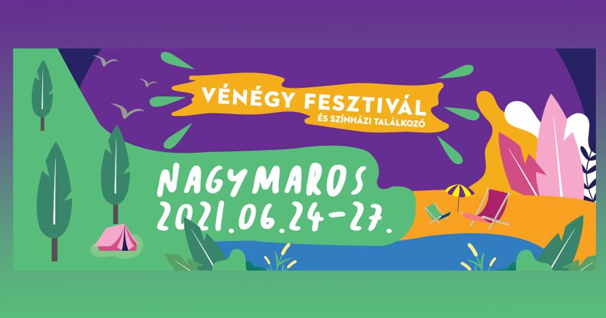 A nagymarosi Duna-parton rendezik meg a VéNégy Fesztivál és Színházi Találkozót