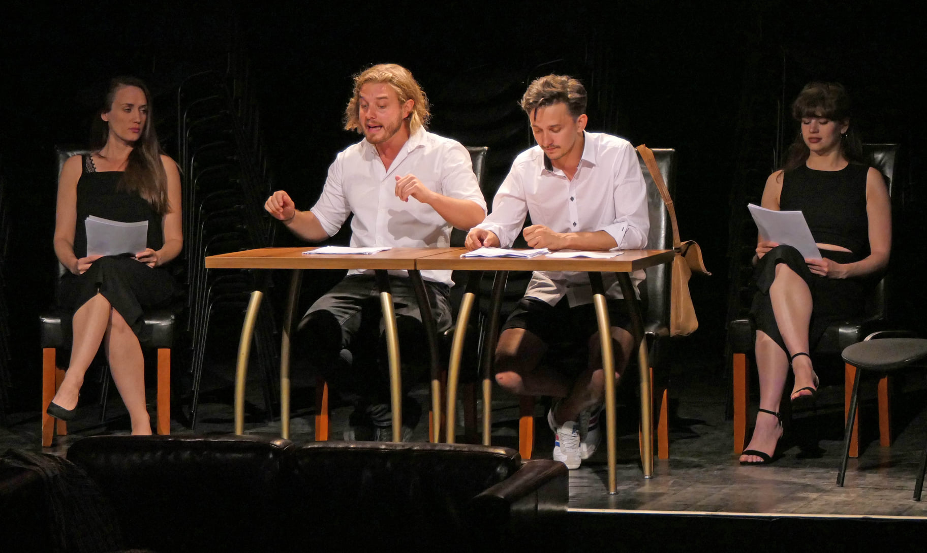 Három a Shakespeare!