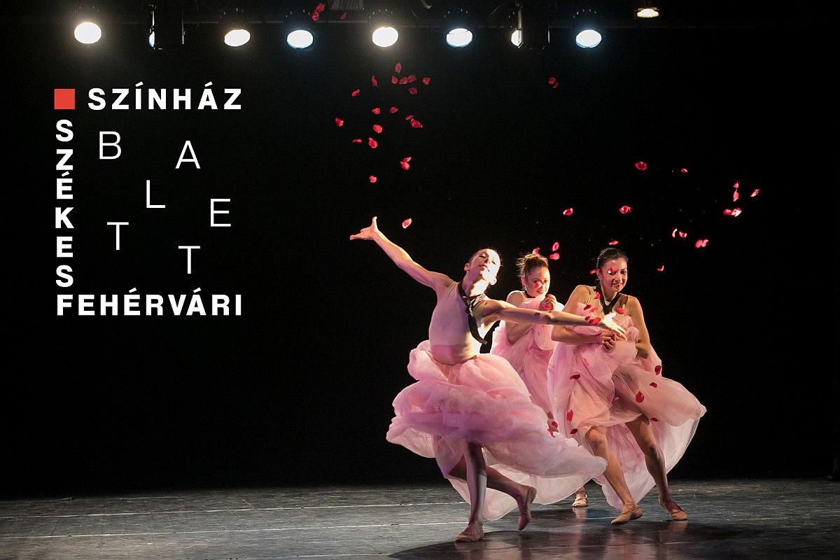 A Székesfehérvári Balett Színház tavaly online bemutatott darabjait is színpadra viszi
